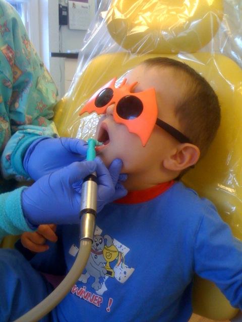 Happy, Happy Dentist day...