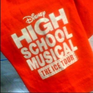 OMG, HSM 1&2 on ice in 15 mins!