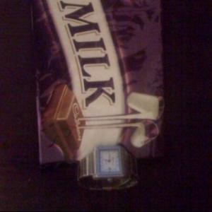 A kilo of Cadburys for The King-In Memoriam