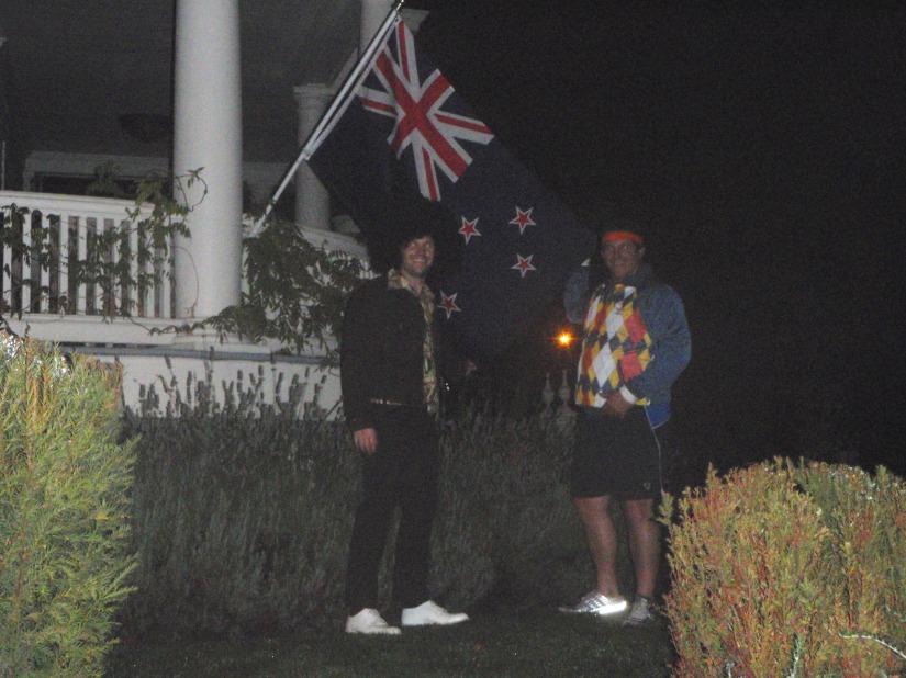 Flag culprits