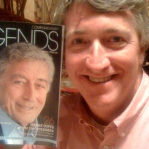 Oh my god, our new VP of Sales is Tony Bennet